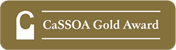 CaSSOA Gold Caravan Storage Award